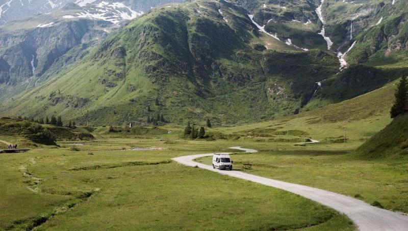 Se incrementa casi un 400% las áreas de autocaravanas en España